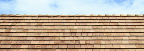 Wood Shake Roofing Services